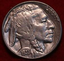 Uncirculated 1935-S San Francisco Mint  Buffalo Nickel