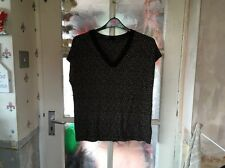 M&S Collection Ladies Top Size 14, Beautiful Design, Lovely Condition.