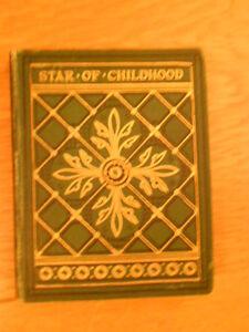 STAR OF CHILDHOOD: VICTORIAN PRAYERS FOR CHILDREN: 1895