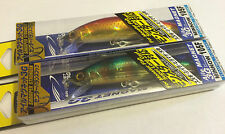 Duel Aile Magnet 3G Minnow 105F 18g Floating Barra Jack Lure