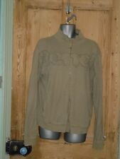 Bench Grey Full Zip Long Sleeved Top / Sweatshirt- Size XL