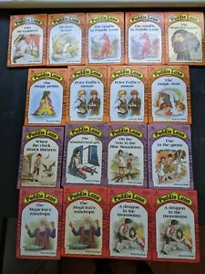 17 Ladybird books puddle lane stage 3, 4 and 5