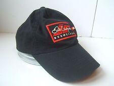 Dale Earnhardt Jr Budweiser Hat Black Bud Beer Nascar Hook Loop Baseball Cap