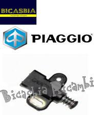 567498R - ORIGINALE PIAGGIO INTERRUTTORE STOP APE CALESSINO E MP 601 CLASSIC