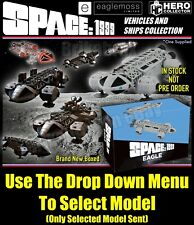More details for eaglemoss hero collector: space 1999 vehicles & ships collection (select item)