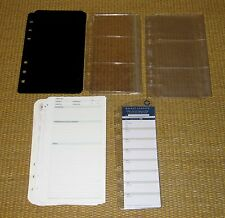 Compact Size | Franklin Covey Planner Binder *Fillers Refill Accessory Pack Lot*