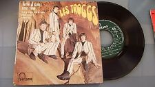 "EP 45 TOURS 7"" FONTANA 465.321 ME. PAGE ONE RECORDS PRODUCTION LES TROGGS"