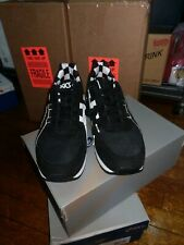 Asics x SNS GT-II Seventh Seal size 10 H20SK 9090 Black White