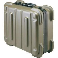 Jensen Tools 356b990 Rugged Duty Poly Case Withpallets Only No Tools Olive