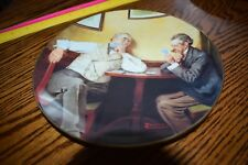 Vinage Norman Rockwell Collector Plate Best Friends No Box