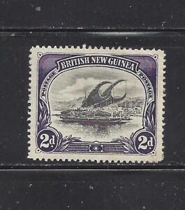 BRITISH NEW GUINEA (PAPUA NEW GUINEA)  - 3 -  MH - 1901 - LAKATOI SAILING VESSEL