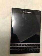 BlackBerry Passport Q30 SQW100-1 - 32GB - Black For Parts or Repairs