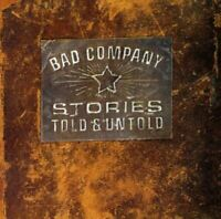 Bad Company - Stories Told and & Untold (NEW CD)