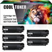 5PK C104 FX9 FX10 Toner cartridge For Canon imageCLASS MF4270 MF4350d MF4370dn