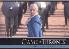 GAME OF THRONES SEASON THREE 3 2014 RITTENHOUSE ARCHIVES PROMO CARD P1 HBO
