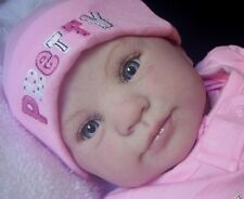 Holly Custom Reborn Doll Donna RuBert Little Darlins Nursery Rita Meese artist