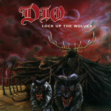NEW CD Album Dio : Lock Up The Wolves  (Mini LP Style Card Case)