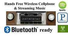 1971-1973 Cadillac AM FM Bluetooth & New Stereo Radio iPod USB Aux in, 300 watts