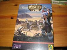 Western Town boardgame