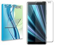 SDTEK Tempered Glass Screen Protector for Sony Xperia XZ3