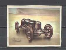 Miller FWD Racing Car 1930 Vintage 1950s Dutch Trading Card No.154