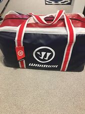 Warrior Pro Player Ice hockey Bag Navy Red White Med size