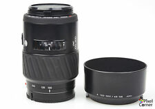 Minolta 100-300mm f/4.5-5.6 AF Telephoto zoom lens Work with Sony Alpha 15101670