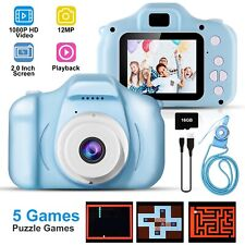 Kids 12MP 1080P Digital Camera 2.0