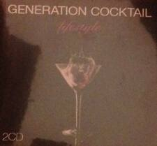 cd GENERATION COCKTAIL - LIFESTYLE