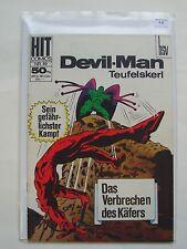 HIT COMICS (OFAS, GB.) N. 50 (z1-2) Devil-man