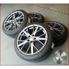 KIT NUOVO 4 CERCHI IN LEGA F035 + PNEUMATICI 225 40 18 X AUDI A3 VW GOLF 5 6 7 S