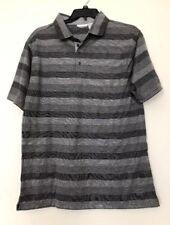 CW Classics Men Gray,Black Short Sleeve T Shirt Top 2X -Large New