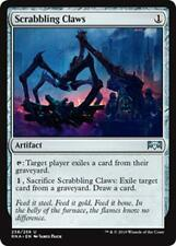 Claws of Valakut Worldwake MTG Magic the Gathering 4x