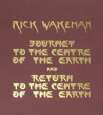 Rick Wakeman Super Deluxe Journey and Return to the Centre of the Earth Box Set