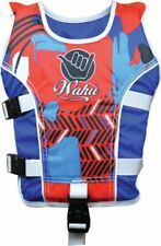 Wahu Swim Vest Medium | 15- 25kg | Swimming Ages 4-5 yrs | New Design