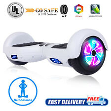 6.5inch Wheels Hoverboard Electric Self Balancing Scooter With Led Lights no bag
