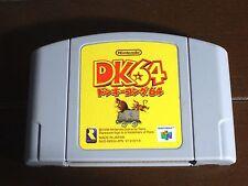 Donkey Kong 64 - Nintendo 64 N64 JP Japan Import