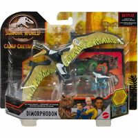 Jurassic World Camp Cretaceous DIMORPHODON Attack Pack New in Blister