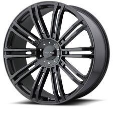 20 Inch Wheels Rims Gloss Black Jeep Wrangler JK KM677 Dime 5x5 SET OF Four 4