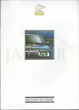 JAGUAR la Daimler approvato auto usate 1994 con prezzo di listino e dealer lettera
