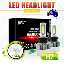 HOLDEN COLORADO RG LED H7 Headlight LED HEAD LIGHT UPGRADE KIT LOW BEAM