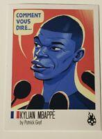 Kylian Mbappe Tschutti Heftli #134(RARE)  - World Cup 2018