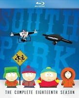 South Park: The Complete Eighteenth Season [New Blu-ray] 2 Pack, Ac-3/Dolby Di