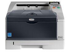 Kyocera FS 1370DN Laserdrucker für Unternehmen Nur 8430 Drucke Toner Ca 70%