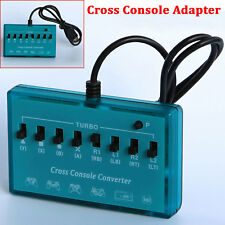 PS3 PS4 XBOX 360/One NS Switch Cross Console Adapter Converter G25 G27 G29 MOMO
