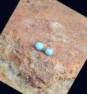 Bailysbeads hermosa larimar aretes ohrhänger 925er plata ohrhaken k1