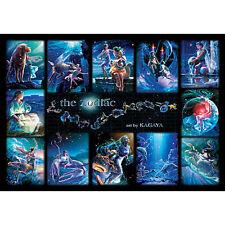 Kagaya Zodiac Collection Glow in the Dark 1000 Piece Jigsaw Puzzle