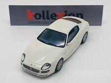 Ixo maserati coupe gt metal white 1.43