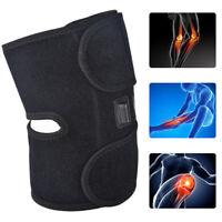 Elektrische Knieheizung Warm Therapie Wrap Wickeln Brace Arthritis Relief Pain