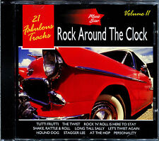 ROCK AROUND THE CLOCK - 21 FABULOUS TRACKS - VOLUME 11 - CD COMPILATION [667]